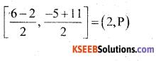 Karnataka SSLC Maths Model Question Paper 1 with Answers - 7