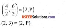 Karnataka SSLC Maths Model Question Paper 1 with Answers - 8