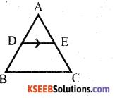 Karnataka SSLC Maths Model Question Paper 3 with Answers - 6