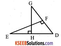 Karnataka SSLC Maths Model Question Paper 4 with Answers - 8