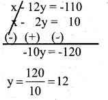 Karnataka SSLC Maths Model Question Paper 5 With Answer- 24