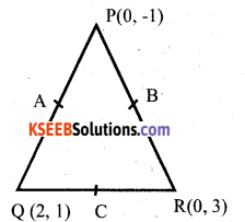 Karnataka SSLC Maths Model Question Paper 5 with Answers - 28