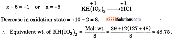 1st PUC Chemistry Question Bank Chapter 1 Some Basic Concepts of Chemistry - 46