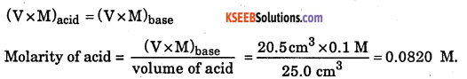 1st PUC Chemistry Question Bank Chapter 1 Some Basic Concepts of Chemistry - 67