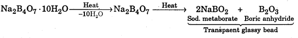 1st PUC Chemistry Question Bank Chapter 11 The P-Block Elements - 29