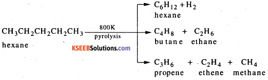 1st PUC Chemistry Question Bank Chapter 13 Hydrocarbons - 12