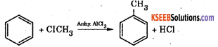 1st PUC Chemistry Question Bank Chapter 13 Hydrocarbons - 40
