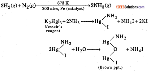 1st PUC Chemistry Question Bank Chapter 9 Hydrogen - 28