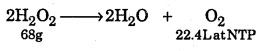 1st PUC Chemistry Question Bank Chapter 9 Hydrogen - 35