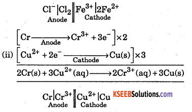 1st PUC Chemistry Question Bank Chapter 8 Redox Reactions - 59