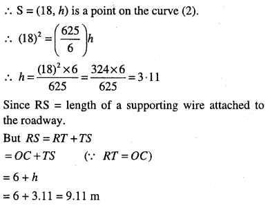1st PUC Maths Question Bank Chapter 11 Conic Sections 87