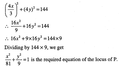 1st PUC Maths Question Bank Chapter 11 Conic Sections 91