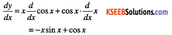 1st PUC Maths Question Bank Chapter 13 Limits and Derivatives 135