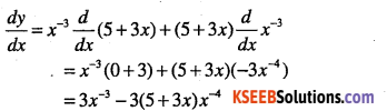 1st PUC Maths Question Bank Chapter 13 Limits and Derivatives 148
