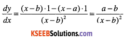 1st PUC Maths Question Bank Chapter 13 Limits and Derivatives 165