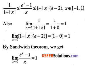 1st PUC Maths Question Bank Chapter 13 Limits and Derivatives 193
