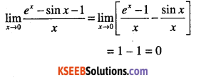 1st PUC Maths Question Bank Chapter 13 Limits and Derivatives 199