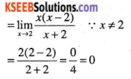 1st PUC Maths Question Bank Chapter 13 Limits and Derivatives 23