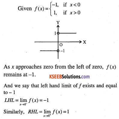 1st PUC Maths Question Bank Chapter 13 Limits and Derivatives 6