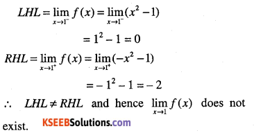1st PUC Maths Question Bank Chapter 13 Limits and Derivatives 74