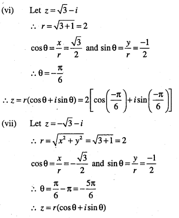 1st PUC Maths Question Bank Chapter 5 Complex Numbers and Quadratic Equations 37