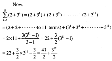 1st PUC Maths Question Bank Chapter 9 Sequences and Series 37