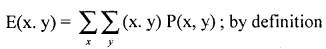 1st PUC Statistics Question Bank Chapter 10 Random Variables and Mathematical Expectation -27