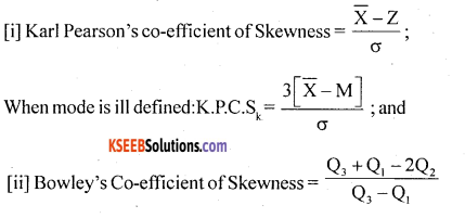 1st PUC Statistics Question Bank Chapter 5 Analysis of Univariate Data - 115