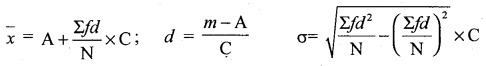 1st PUC Statistics Question Bank Chapter 5 Analysis of Univariate Data - 191