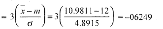 1st PUC Statistics Question Bank Chapter 5 Analysis of Univariate Data - 203