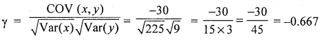 1st PUC Statistics Question Bank Chapter 5 Analysis of Univariate Data - 229