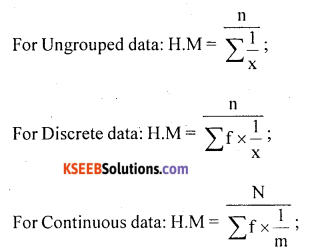 1st PUC Statistics Question Bank Chapter 5 Analysis of Univariate Data - 3