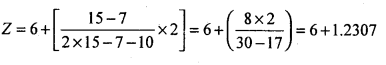 1st PUC Statistics Question Bank Chapter 5 Analysis of Univariate Data - 58