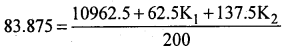 1st PUC Statistics Question Bank Chapter 5 Analysis of Univariate Data - 85