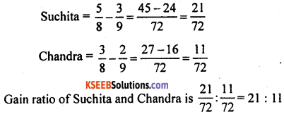2nd PUC Accountancy Model Question Paper 1 with Answers - 3