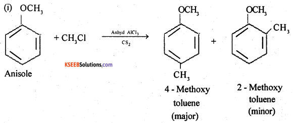 2nd PUC Chemistry Question Bank Chapter 11 Alcohols, Phenols and Ethers - 58