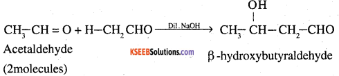 2nd PUC Chemistry Question Bank Chapter 12 Aldehydes, Ketones and Carboxylic Acids - 4