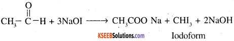 2nd PUC Chemistry Question Bank Chapter 12 Aldehydes, Ketones and Carboxylic Acids - 44(i)