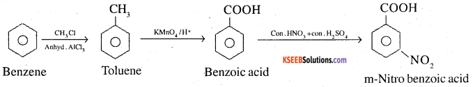 2nd PUC Chemistry Question Bank Chapter 12 Aldehydes, Ketones and Carboxylic Acids - 46
