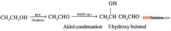 2nd PUC Chemistry Question Bank Chapter 12 Aldehydes, Ketones and Carboxylic Acids - 52