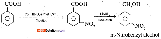 2nd PUC Chemistry Question Bank Chapter 12 Aldehydes, Ketones and Carboxylic Acids - 58