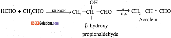 2nd PUC Chemistry Question Bank Chapter 12 Aldehydes, Ketones and Carboxylic Acids - 61