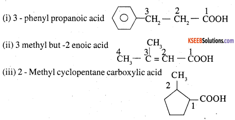 2nd PUC Chemistry Question Bank Chapter 12 Aldehydes, Ketones and Carboxylic Acids - 85