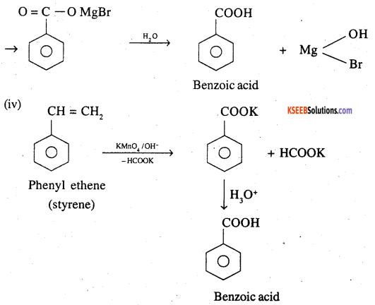 2nd PUC Chemistry Question Bank Chapter 12 Aldehydes, Ketones and Carboxylic Acids - 88