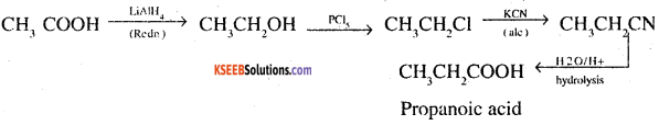 2nd PUC Chemistry Question Bank Chapter 13 Amines - 18