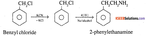 2nd PUC Chemistry Question Bank Chapter 13 Amines - 36