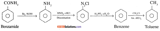 2nd PUC Chemistry Question Bank Chapter 13 Amines - 40
