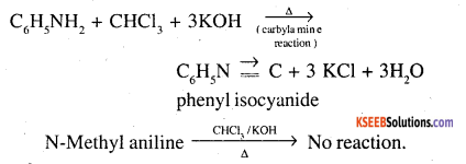 2nd PUC Chemistry Question Bank Chapter 13 Amines - 83
