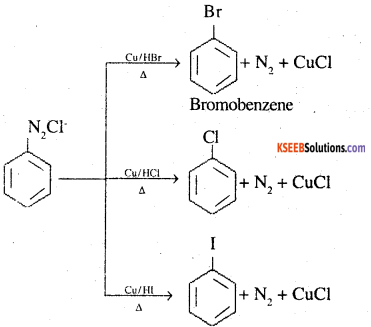 2nd PUC Chemistry Question Bank Chapter 13 Amines - 86