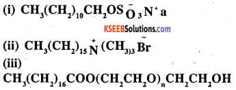 2nd PUC Chemistry Question Bank Chapter 16 Chemistry in Everyday Life - 12